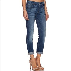 7 for All Mankind Jeans Relaxed Skinny 28